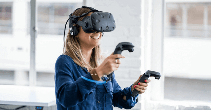 Virtuaalreaalsusprillid