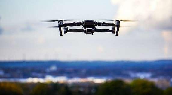Droonifotod ja video