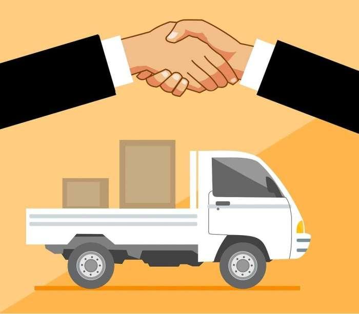rendiseadmete transport ja paigaldus