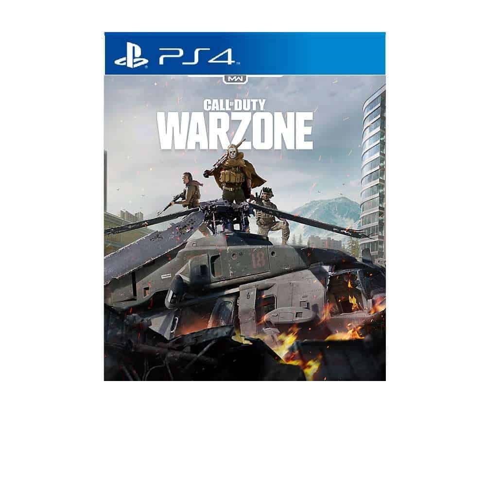 PS4 Call of Duty Warzone