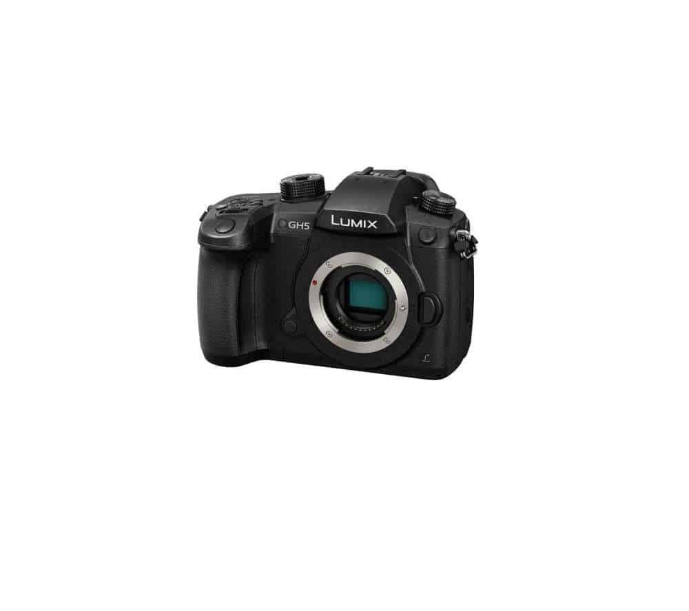 Panasonic Lumix GH5 kaamera kere rent