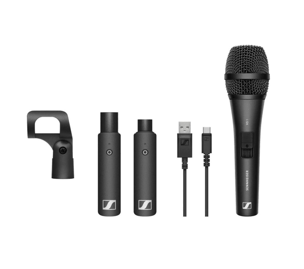 Sennheiser XSW-D vocal set mikrofoni rent