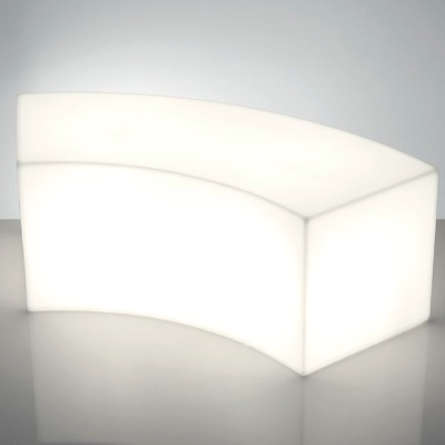 LED benches for rent
