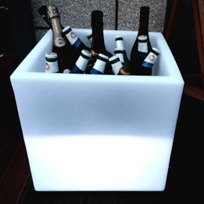 LED Ice Buckets for rent NYC