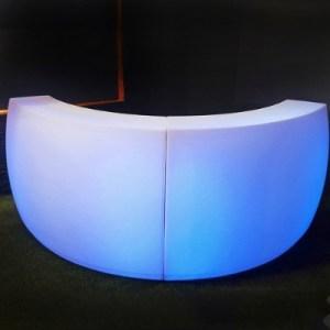 LED Bar - curved