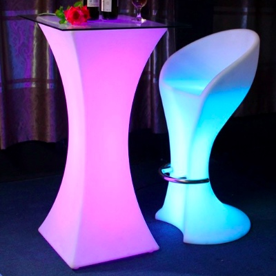 LED Bar Stool for rent