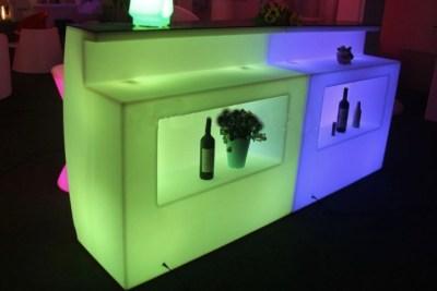 LED Straight Bar rental