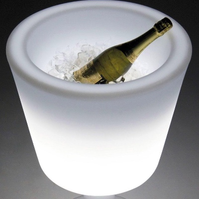 Light up Ice bucket for rent