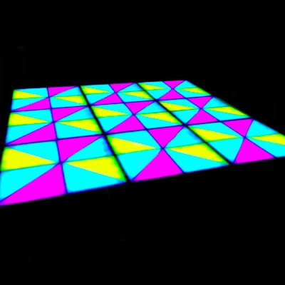 LED Dance Floor rental
