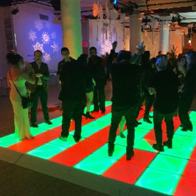 Disco Dance floor rental NY