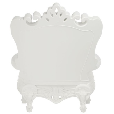 White Throne Chair rental