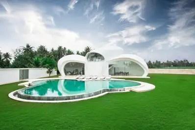 The Cloud Villa