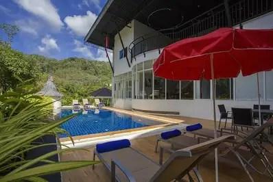 Big Buddha Hill Villa