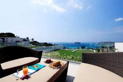 Kata bay view luxury apartment