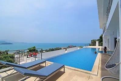 Sirinda Sea View Apartment