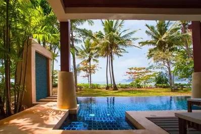 Amatapura Beach Villa Beachfront 6