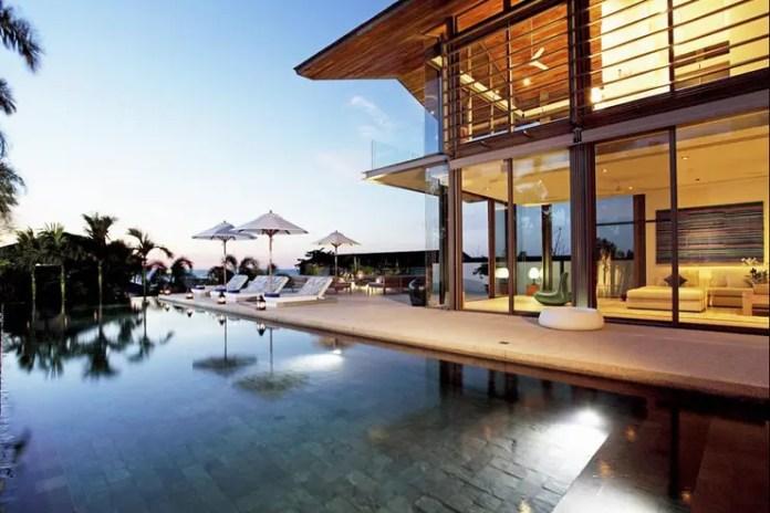 Book a luxury Villa Aqua in Phuket