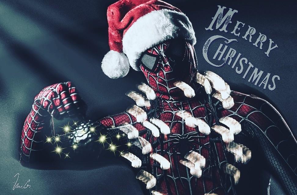 Spiderman Christmas