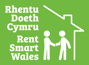 Approved training provider for Rent Smart Wales