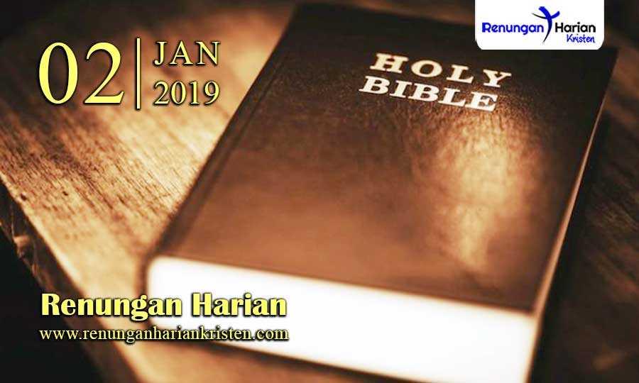 Renungan-Harian-2-Januari-2019
