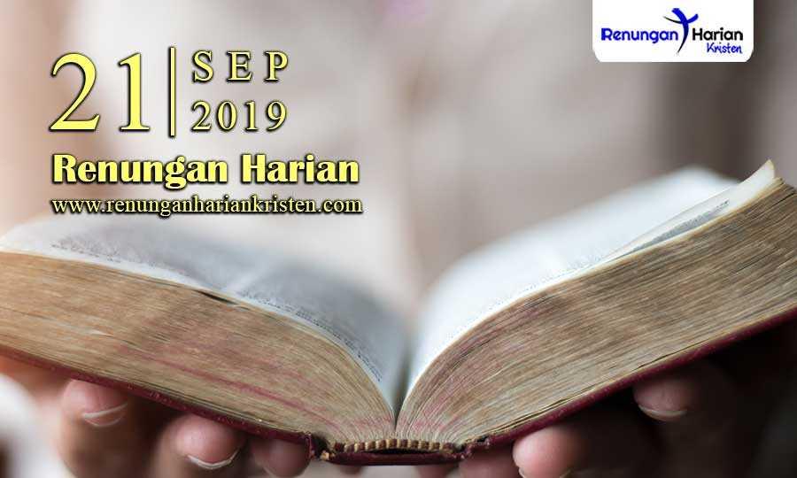Renungan-Harian-21-Septemberi-2019