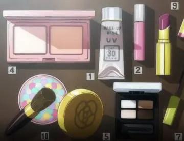 化粧品を使う順番