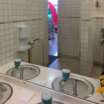 マックスバリュ山形西口店のトイレ