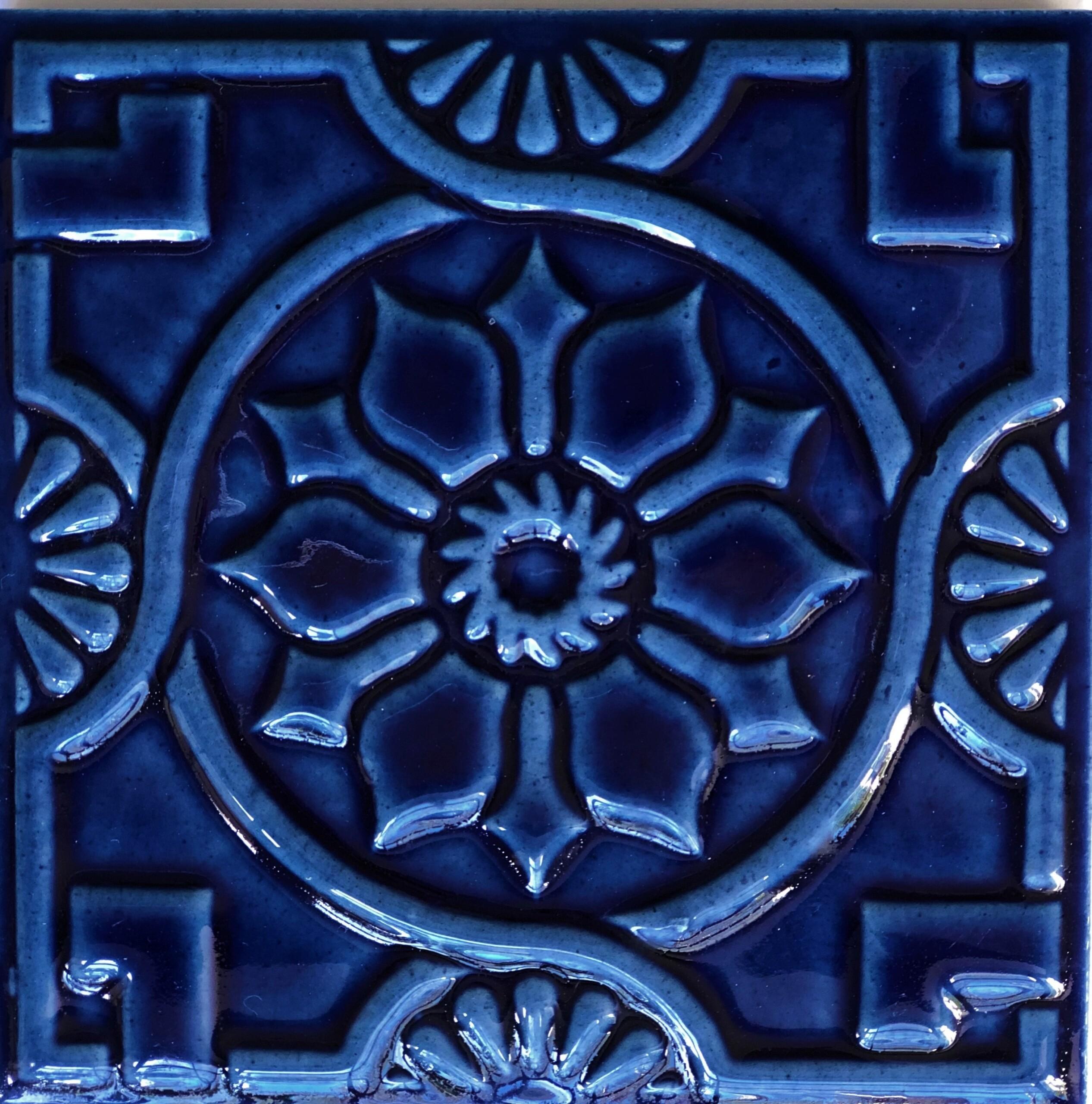 victoria 6x6 deco ceramic tiles