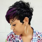 Long & Short Funky Pixie Cut for This Season