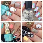 90 Best Nail Colours Trends and Manicure Ideas 2016
