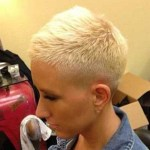 Very Short Hair Cuts for Girls
