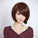 Simple Short Hairstyles for Straight Hair