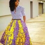 Stylish Shweshwe Dresses For Outing 2016 2017