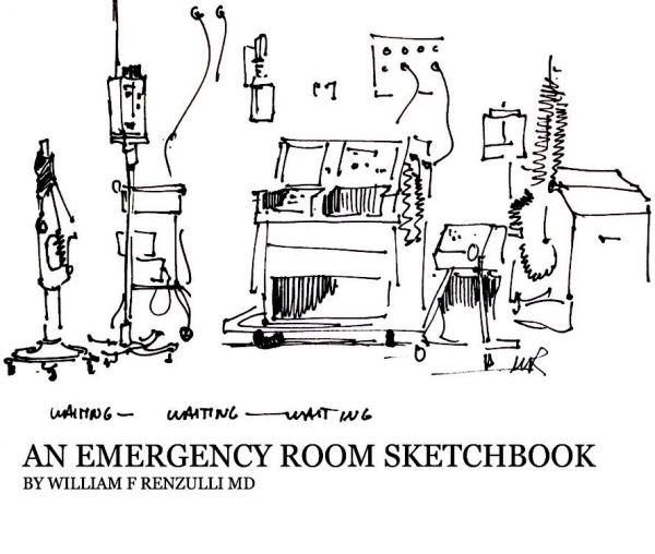 Emergency Room Sketchbook