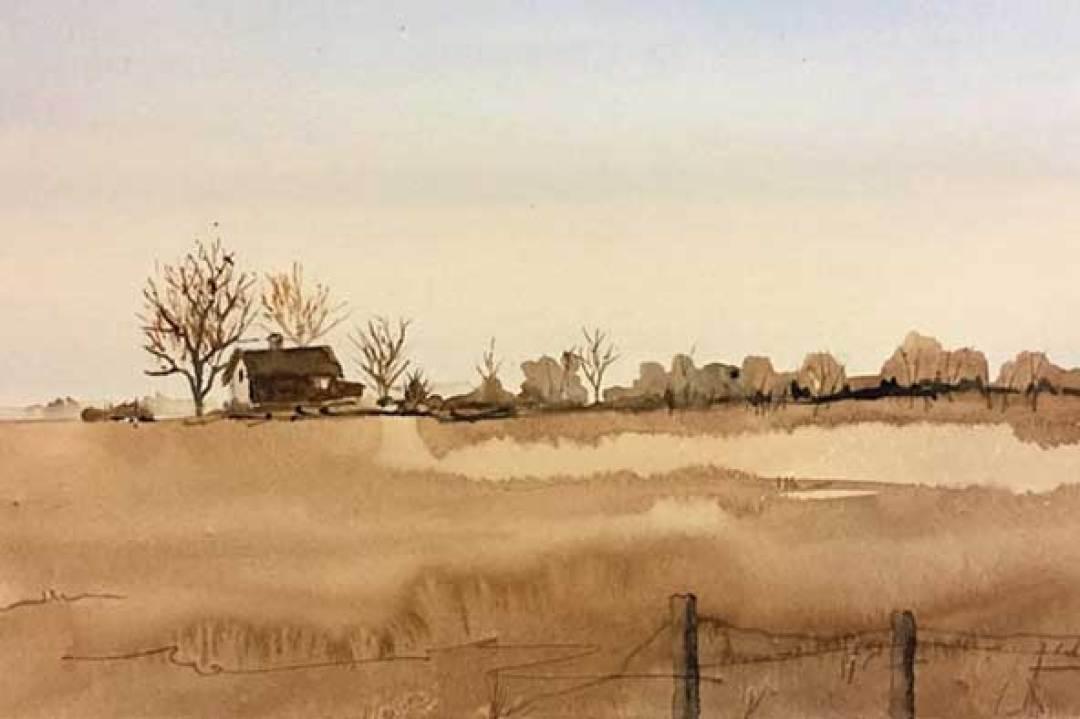 Weary Landscape
