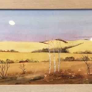 High plains framed 18x12 1