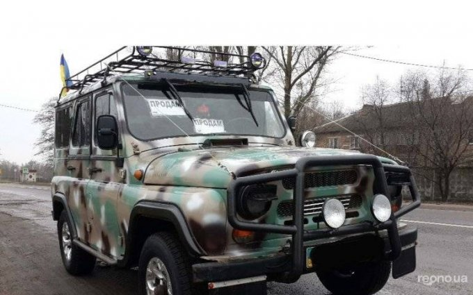 Купить УАЗ 469 1996 за 2 572$, Киев | REONO