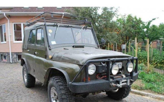 Купить УАЗ 469 1989 за 4 347$, Мукачево | REONO