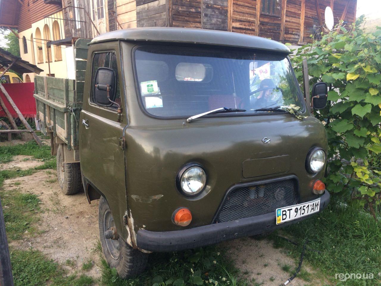 Купить УАЗ 469 1985 за 2 800$, Яремча | REONO