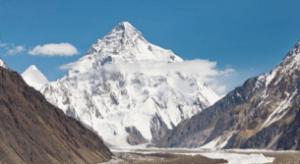 K2 8,611 meters