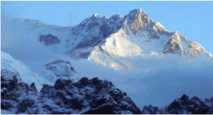 KANCHENJUNGA 8,568 meters