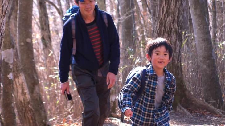 子供登山の服装