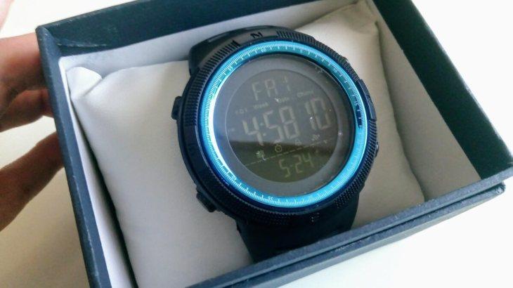 タイムエバーの腕時計