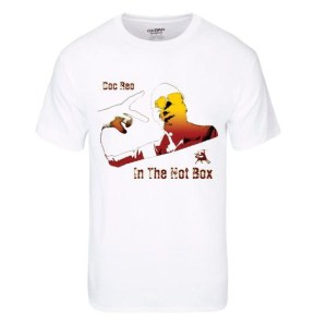 In The Hot Box Tee
