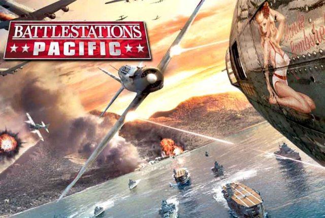 Battlestations Pacific Free Download Torrent Repack-Games