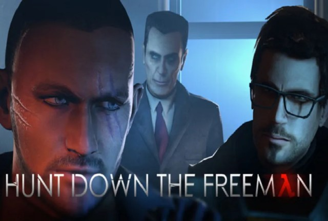 Hunt Down The Freeman Repack-Games