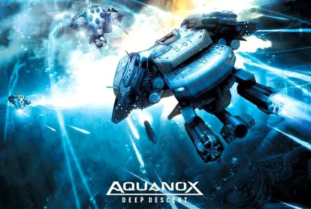 Aquanox Deep Descent Free Download Torrent Repack-Games
