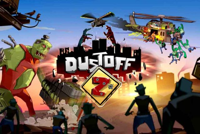 Dustoff Z Free Download Torrent Repack-Games