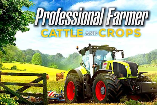 Professional Farmer Cattle and Crops Free Download Torrent Repack-Games