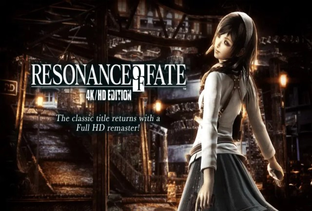 RESONANCE OF FATE/END OF ETERNITY 4K/HD EDITION Repack-Games